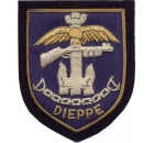 DIEPPE Embroidered Blazer Badge