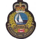 Pigeon Lake Regional Constable Blazer Badge