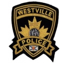 Westville Police Embroidered Blazer Badge