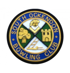 Bowling Club Badge