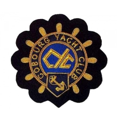 Embroidered Club Badge