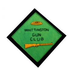 Gun Club Uniform Badge