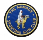 Embroidered Sports Club Badge