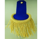 Epaulette Yellow Blue