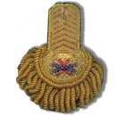 Epaulettes Golden Fringe Wire