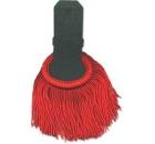 Epaulettes Red / Black