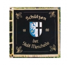 Germany Club Hand Embroidery Banner