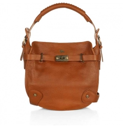 Leather Bag in Brown