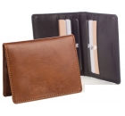 Leather Credit Card Holder Wallet