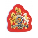 WO1 Royal Arms