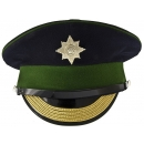 British Army Irish Guards Warrant Officer's Peaked Cap