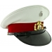 British Royal Marines Band Portsmouth Peaked Cap