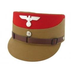 German SA Kepi - Red