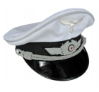 Luftwaffe Officers Summer Visor Cap