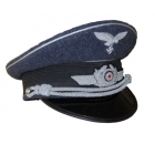 Luftwaffe Officers Visor Cap