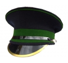 New Irish Guards Regimental Slashed Peak Hat