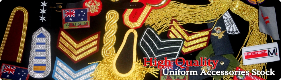 Uniform Accessories Stock