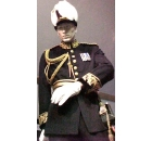 City of London Commissioner's Court Dress Uniform