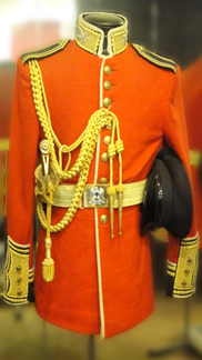 Custom Ceremonial Tunic Uniform